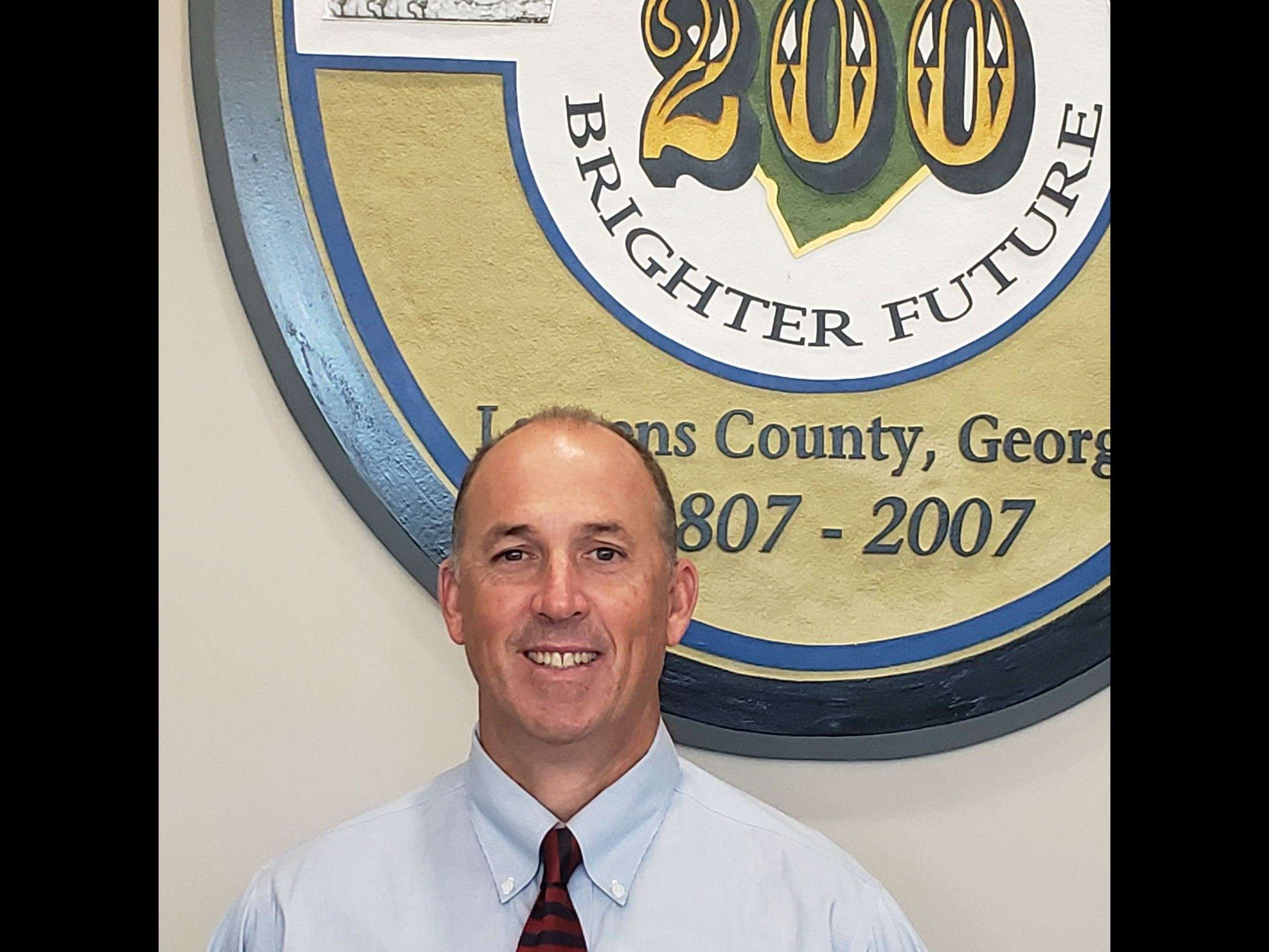 Bryan Rogers, County Administrator