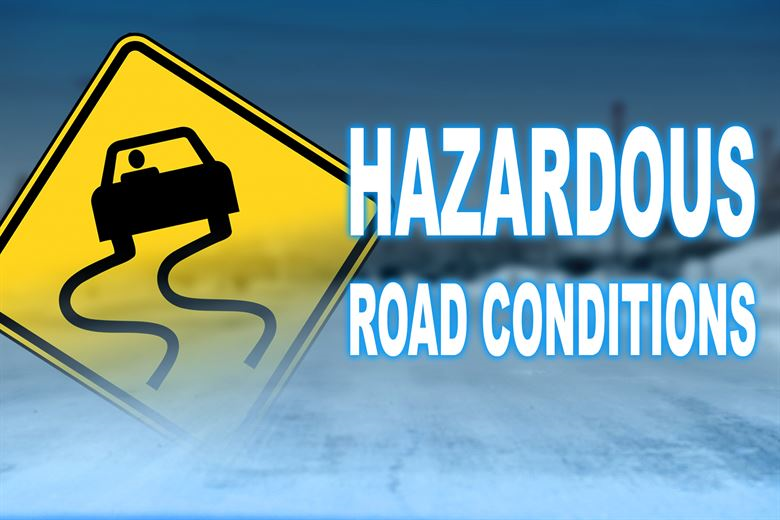Hazardous Road Conditions